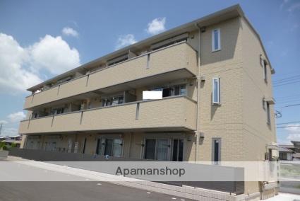 群馬県太田市、太田駅徒歩22分の築2年 3階建の賃貸アパート