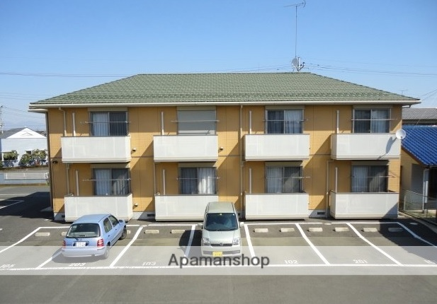 群馬県太田市、太田駅徒歩25分の築11年 2階建の賃貸アパート