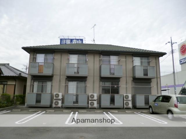 群馬県太田市、太田駅徒歩26分の築12年 2階建の賃貸アパート