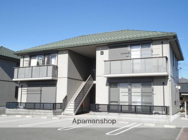 群馬県太田市、細谷駅徒歩29分の築14年 2階建の賃貸アパート