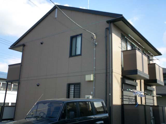 群馬県太田市、細谷駅徒歩40分の築15年 2階建の賃貸アパート