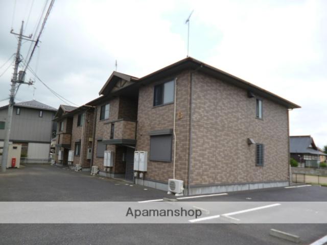 群馬県太田市、竜舞駅徒歩7分の築14年 2階建の賃貸アパート