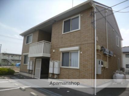 群馬県太田市、韮川駅徒歩40分の築11年 2階建の賃貸アパート