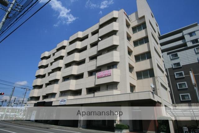 群馬県太田市、太田駅徒歩10分の築36年 6階建の賃貸マンション