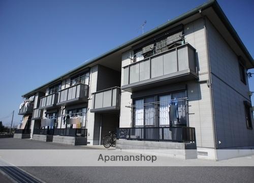 群馬県太田市、細谷駅徒歩36分の築13年 2階建の賃貸アパート