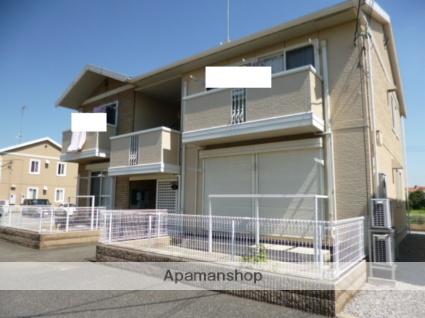 群馬県太田市、細谷駅徒歩21分の築12年 2階建の賃貸アパート