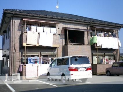 群馬県太田市の築15年 2階建の賃貸アパート