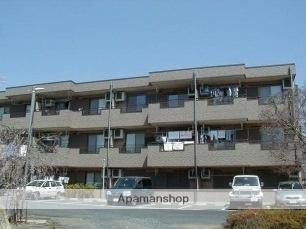 群馬県太田市、韮川駅徒歩14分の築19年 3階建の賃貸マンション