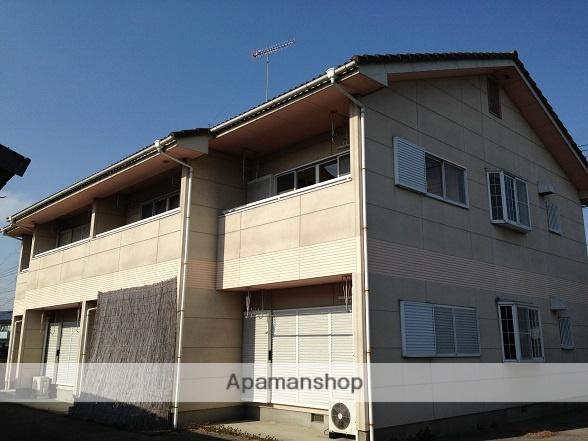 群馬県太田市、韮川駅徒歩25分の築25年 2階建の賃貸アパート