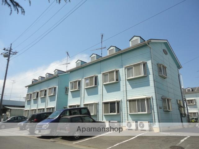 群馬県太田市、太田駅徒歩63分の築25年 2階建の賃貸アパート