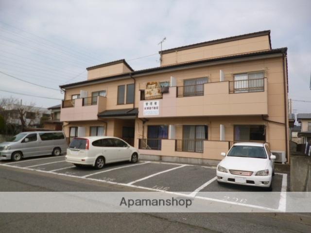 群馬県太田市、細谷駅徒歩25分の築28年 2階建の賃貸アパート