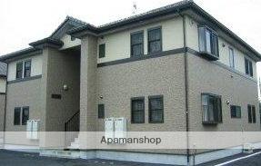 群馬県太田市、細谷駅徒歩14分の築16年 2階建の賃貸アパート