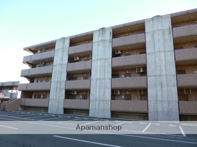 群馬県太田市、太田駅徒歩14分の築16年 4階建の賃貸マンション