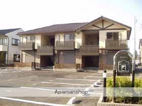 群馬県太田市、三枚橋駅徒歩18分の築13年 2階建の賃貸アパート
