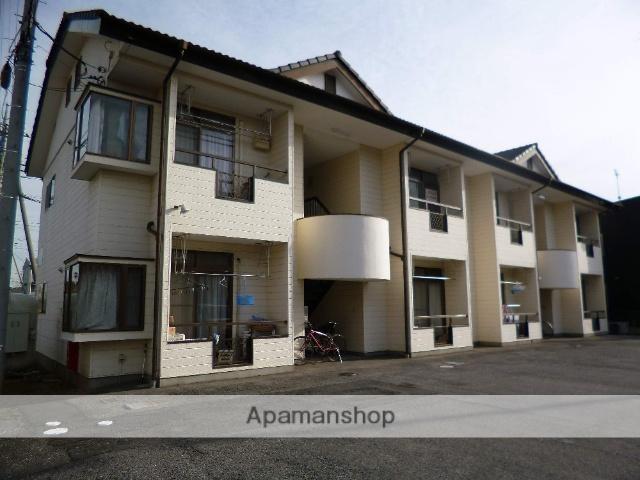 群馬県太田市、竜舞駅徒歩9分の築26年 2階建の賃貸アパート