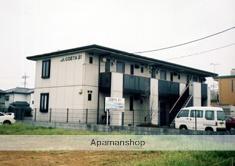 群馬県佐波郡玉村町の築20年 2階建の賃貸アパート