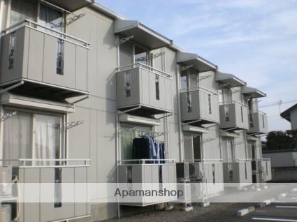 群馬県高崎市、倉賀野駅徒歩28分の築29年 2階建の賃貸アパート