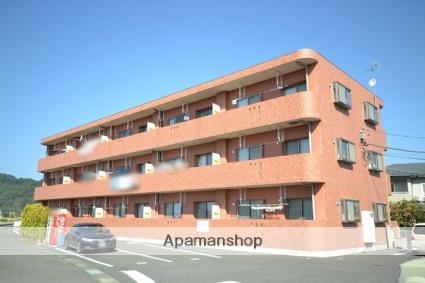 群馬県高崎市、山名駅徒歩25分の築10年 3階建の賃貸マンション