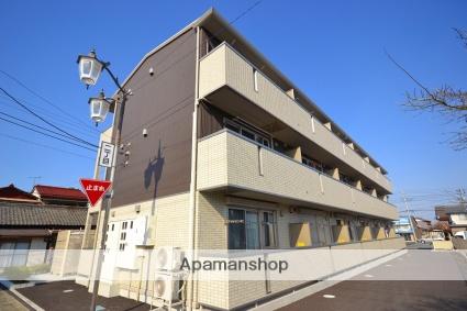 群馬県藤岡市、群馬藤岡駅徒歩10分の築4年 3階建の賃貸アパート