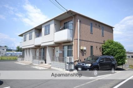 群馬県高崎市、新町駅徒歩15分の築8年 2階建の賃貸アパート