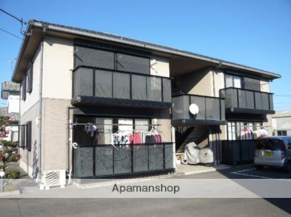群馬県佐波郡玉村町、新町駅徒歩120分の築20年 2階建の賃貸アパート
