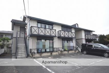 群馬県佐波郡玉村町、駒形駅徒歩50分の築23年 2階建の賃貸アパート
