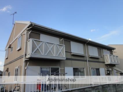 群馬県佐波郡玉村町、新町駅徒歩48分の築26年 2階建の賃貸アパート