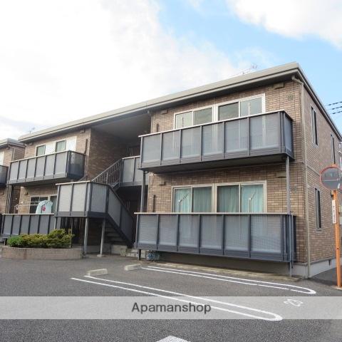 群馬県みどり市、岩宿駅徒歩25分の築11年 2階建の賃貸アパート