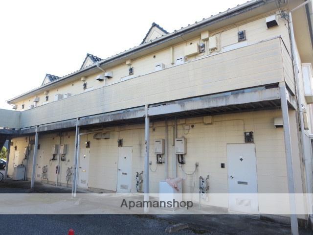 群馬県桐生市、小俣駅徒歩30分の築25年 2階建の賃貸アパート