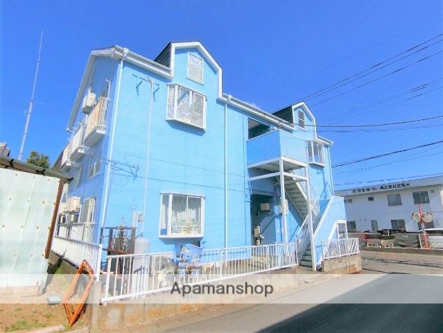 群馬県桐生市、阿左美駅徒歩18分の築26年 2階建の賃貸アパート
