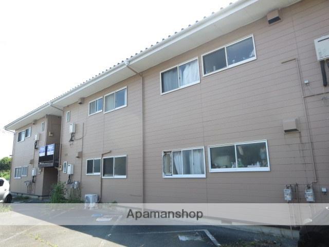 群馬県桐生市、新桐生駅徒歩21分の築25年 2階建の賃貸アパート