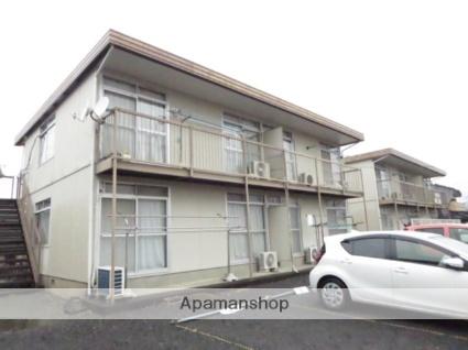 群馬県桐生市、相老駅徒歩8分の築34年 2階建の賃貸アパート