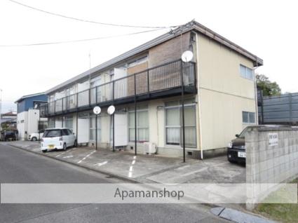 群馬県桐生市、阿左美駅徒歩26分の築29年 2階建の賃貸アパート