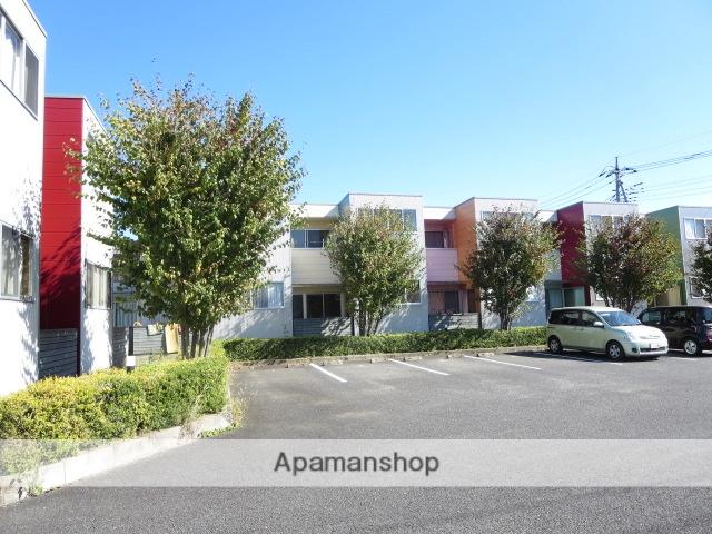 群馬県桐生市、岩宿駅徒歩20分の築13年 2階建の賃貸アパート
