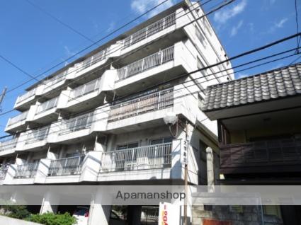 群馬県桐生市、桐生駅徒歩5分の築38年 6階建の賃貸マンション