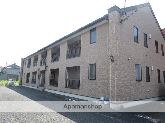 群馬県みどり市、岩宿駅徒歩35分の築14年 2階建の賃貸アパート