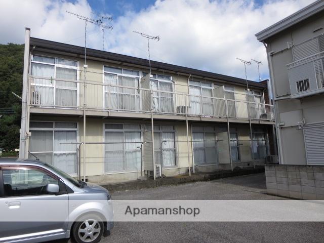 群馬県桐生市、桐生駅徒歩39分の築42年 2階建の賃貸アパート