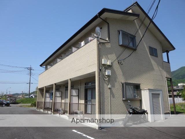 群馬県桐生市の築11年 2階建の賃貸アパート