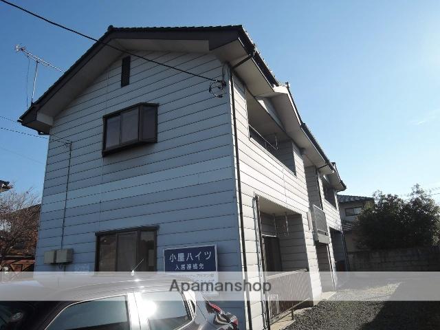 群馬県みどり市、岩宿駅徒歩30分の築25年 2階建の賃貸アパート