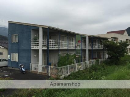 群馬県桐生市、西桐生駅徒歩25分の築19年 2階建の賃貸アパート