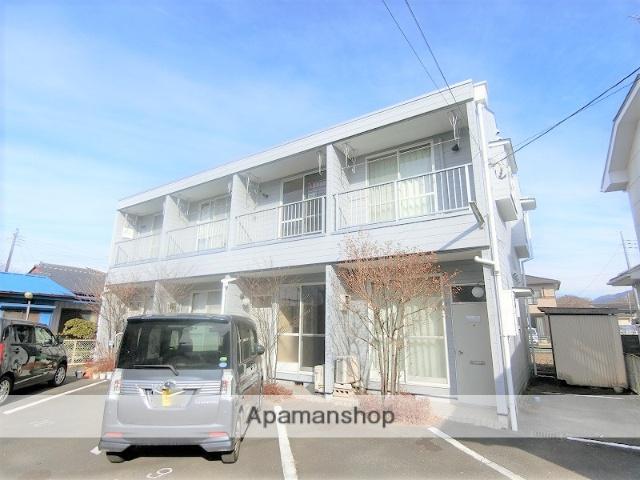 群馬県桐生市、小俣駅徒歩34分の築24年 2階建の賃貸アパート