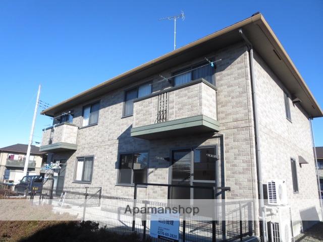 群馬県太田市、藪塚駅徒歩8分の築15年 2階建の賃貸アパート