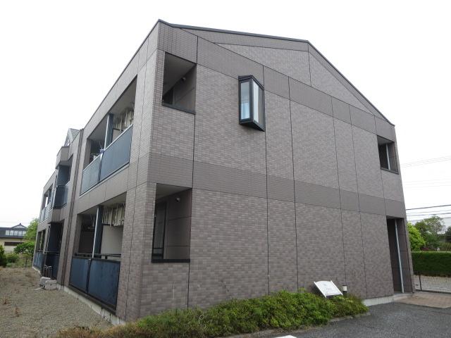 群馬県桐生市、下新田駅徒歩8分の築6年 2階建の賃貸アパート