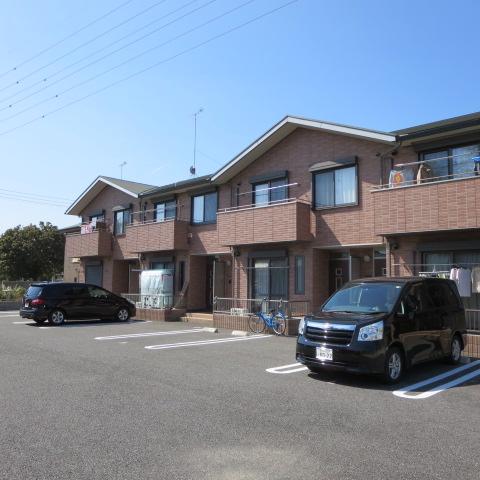 群馬県桐生市、桐生駅徒歩30分の築8年 2階建の賃貸アパート