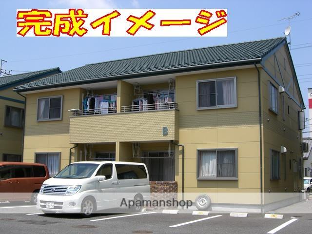 群馬県太田市、藪塚駅徒歩9分の築8年 2階建の賃貸アパート