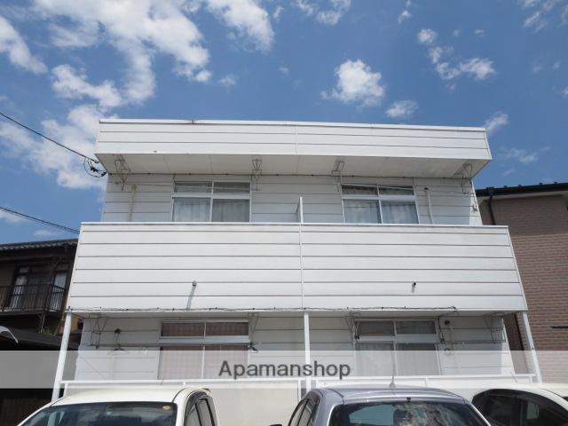 群馬県桐生市、桐生駅徒歩14分の築26年 2階建の賃貸アパート