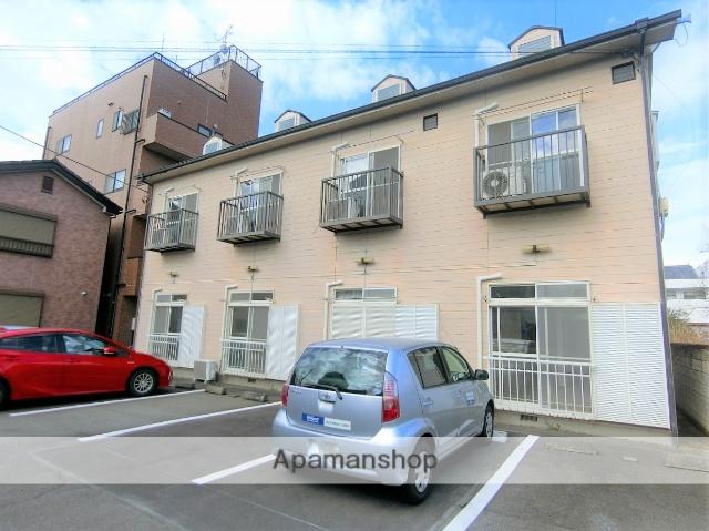 群馬県桐生市、桐生駅徒歩10分の築18年 2階建の賃貸アパート