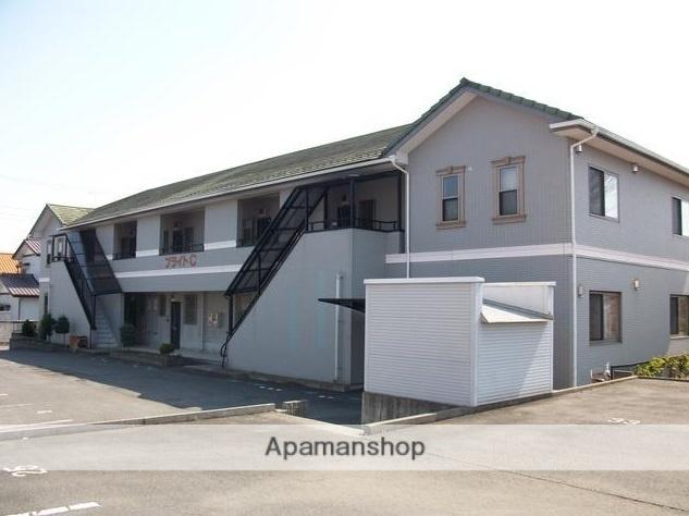 群馬県みどり市、岩宿駅徒歩30分の築13年 2階建の賃貸アパート