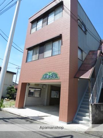 群馬県桐生市、桐生駅徒歩8分の築37年 3階建の賃貸アパート