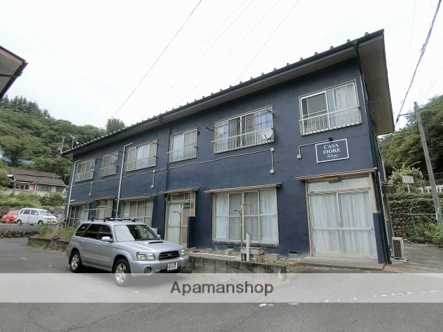 群馬県桐生市、桐生駅徒歩23分の築23年 2階建の賃貸アパート